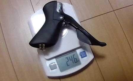 ST5800 右STIの重さ